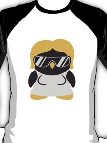 Cool Penguin Girl T-Shirt