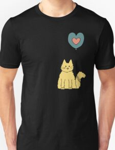 My cat loves balloons T-Shirt