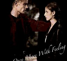 Spike And Buffy - Once More With Feeling by Caitlin Jacobs