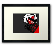 Ripper Framed Print