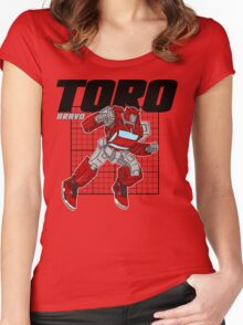 TORO BRAVO Women's Fitted Scoop T-Shirt