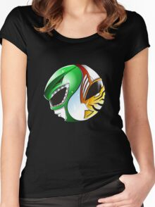 Yin Yang Tommy Women's Fitted Scoop T-Shirt