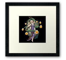 Mother of DragonZ Framed Print