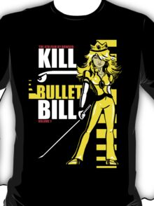 Kill Bullet Bill (Black & Yellow Variant) T-Shirt