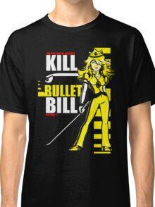 Kill Bullet Bill (Black & Yellow Variant) Classic T-Shirt