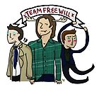 Team Free Will by julesername