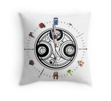 The 11th Hour Throw Pillow