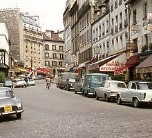 Paris 1959 by Timeview