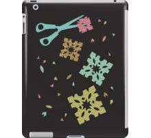 Paper and Scissors iPad Case/Skin
