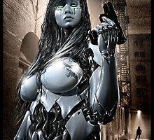 Cyberpunk Photography 047 by Ian Sokoliwski
