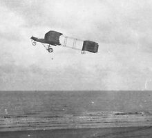 Airplane 1909 by Timeview