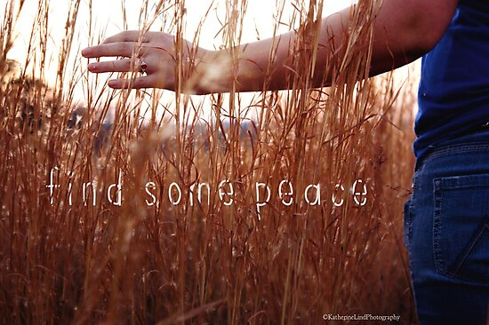 Find Some Peace by KatieIridescent