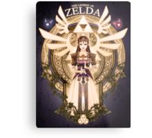 """The Princess of Destiny"" Metal Print"