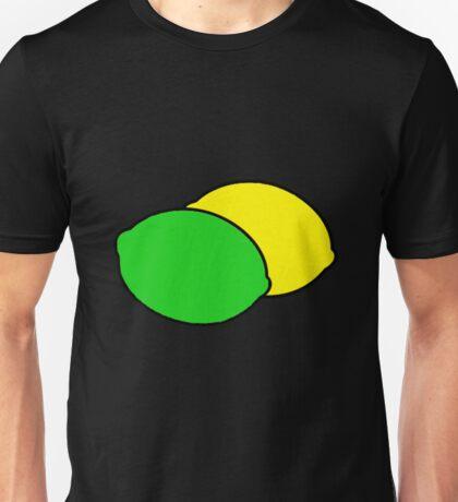 Lemon&Lime Productions Plain Logo Unisex T-Shirt