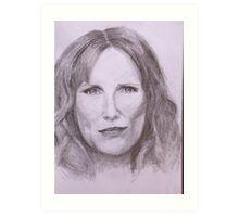 Donna Noble Art Print