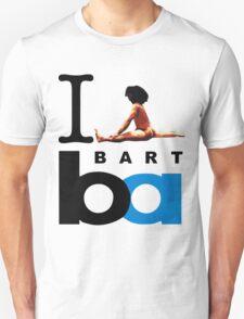 I Naked Guy BART T-Shirt