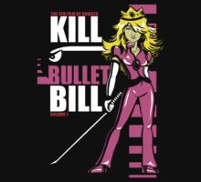 Kill Bullet Bill (Black & Magenta Variant) T-Shirt