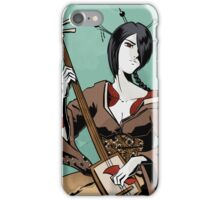 The Return of the Red Autumn Vengeance iPhone Case/Skin