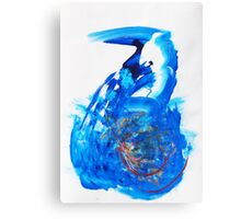 Our BEAUTIFUL UNIVERSE reveals a new swan Canvas Print
