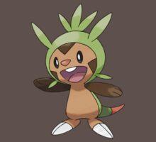 Pokemon Chespin Baby Tee