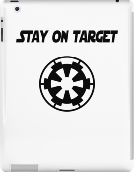 Stay On Target by llamafist