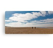 Kingdom Beach Canvas Print