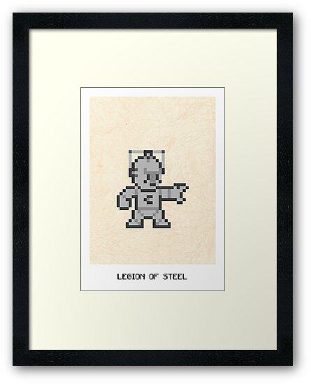 Legion Of Steel by StewNor