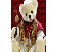 † ❤ † POPE BEAR SPRINKLES BLESSINGS TO ALL IPHONE CASE  † ❤ † by ✿✿ Bonita ✿✿ ђєℓℓσ