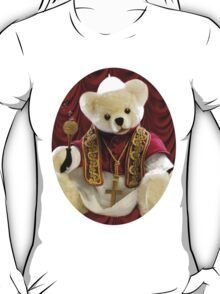 † ❤ † POPE BEAR SPRINKLES BLESSINGS TO ALL TEE SHIRT † ❤ † T-Shirt