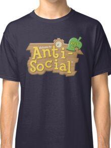 Animal Crossing Anti-Social Classic T-Shirt