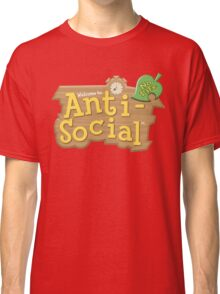 Animal Crossing Anti-Social Classic T-Shirt
