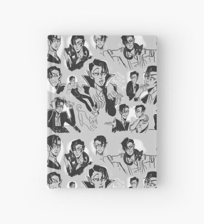 Bleh! Bleh! Bleh! Hardcover Journal