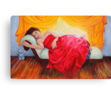 After the Formal Canvas Print