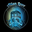 ALIEN LOVE  by karmadesigner