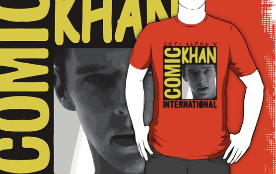 COMIC KHAN  by KaterinaSH