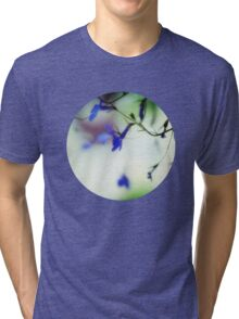 stained glass Tri-blend T-Shirt