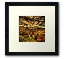 Ben Lomond Framed Print