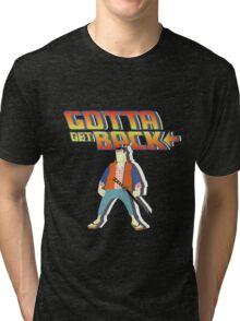 Samurai JackFly Tri-blend T-Shirt