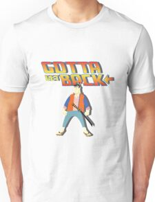 Samurai JackFly Unisex T-Shirt