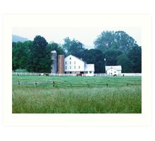 Doubleday Inn and Farm Art Print