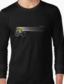 Chris Froome Tour de France 100th Winner 2013 Cycling Team Sky Long Sleeve T-Shirt