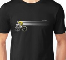 Chris Froome Tour de France 100th Winner 2013 Cycling Team Sky Unisex T-Shirt