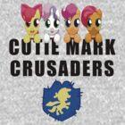 Cutie Mark Crusaders by Lunilight