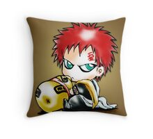 Sand Boy  Throw Pillow