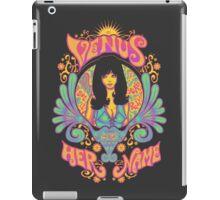 Venus Was Her Name iPad Case/Skin