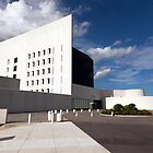 The John F. Kennedy Presidential Library and Museum  by John Gaffen