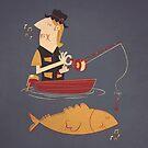 Fishing by Matt Sinor