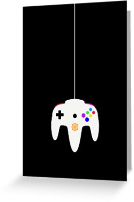 N64 Controller by jezkemp