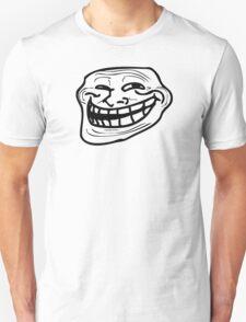 Troll Face HD Unisex T-Shirt