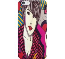 Saved By Kelly K iPhone Case/Skin